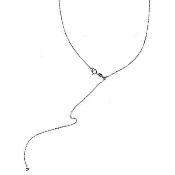 Colier XL Sliding Chain din Argint