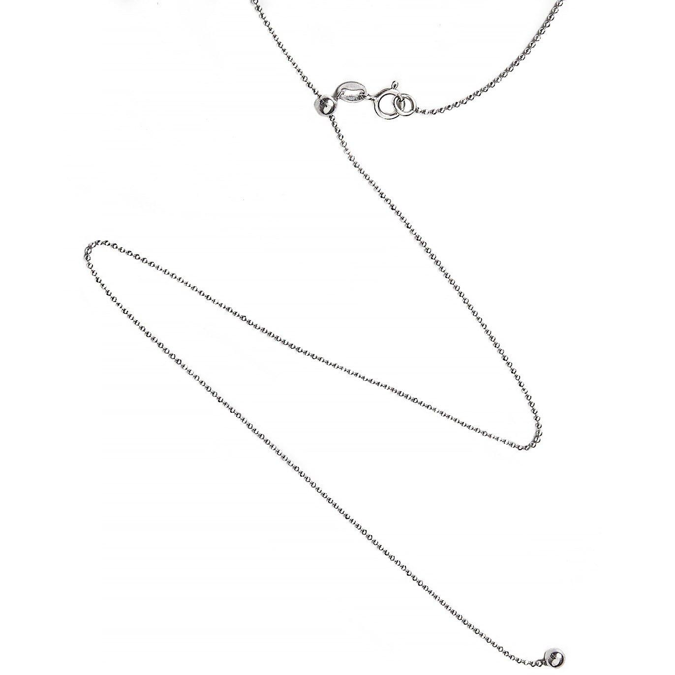 Colier Sliding Chain S din Argint