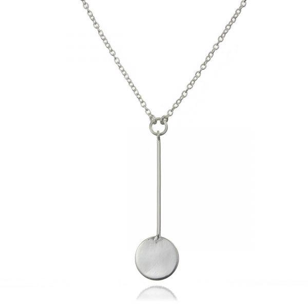 Colier Pendulum din Argint