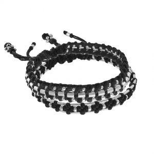 Bratara Mankind Reptilia cu Argint