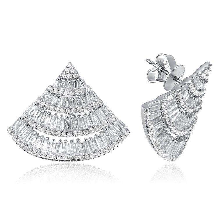 Cercei Crinoline din Argint