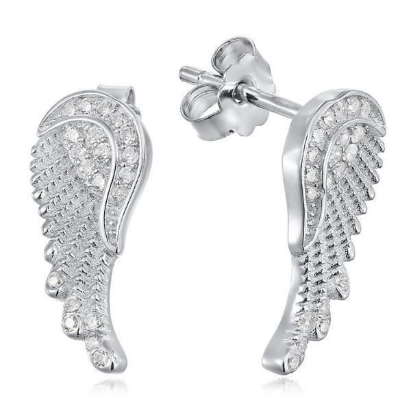 Cercei Winter Angels din Argint