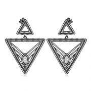 Cercei illuminati in the Dark din Argint