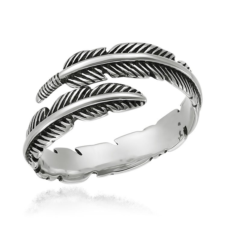Inel-Feathering-din-Argint-1