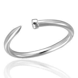 Inel Slim Pin din Argint