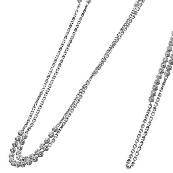 Colier Lant XXL Argint