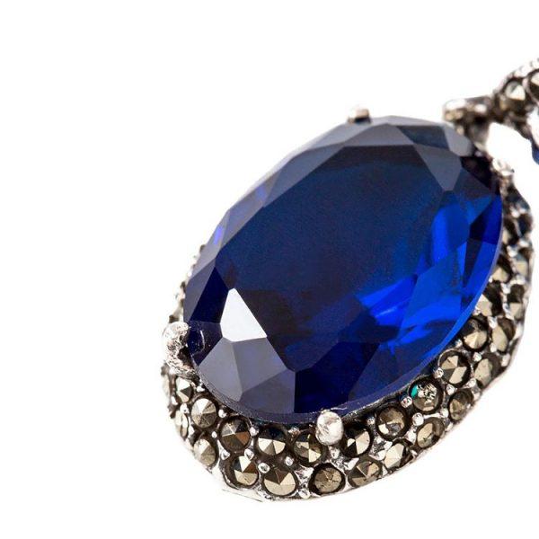 cercei-somerset-blue-din-argint-2