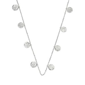Colier Salba Chiffonn XL din Argint