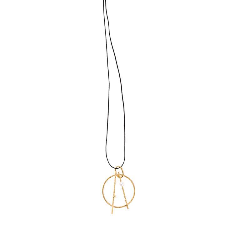 Colier-Pearl-Anarchy-din-Argint-Aurit-4