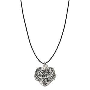 Colier-With-An-Open-Heart-din-Argint-3