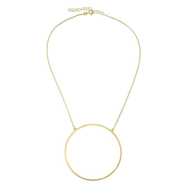Colier-Meridian-din-Argint-Aurit-1