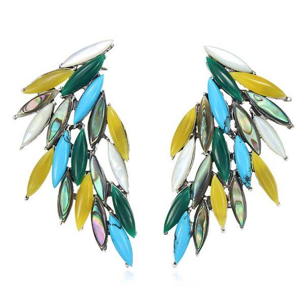 Cercei-Azael-Wings-of-Ipanema-din-Argint-1