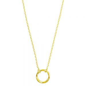 Colier-Inner-Circle-din-Argint-Aurit-2