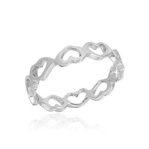 Inel-Heart-Collector-din-Argint-1