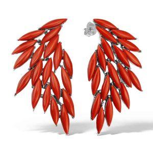 Cercei-Azael-Scarlet-din-Argint-1