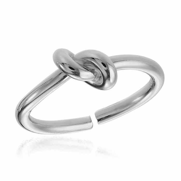 Inel Open Ending din Argint