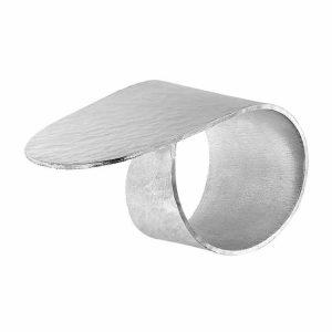 Inel del Mundo din Argint