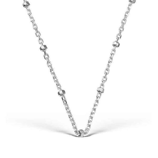 Colier-Hexagon-XL-din-Argint-1