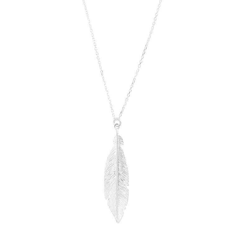 Colier-Phoenix-Feather-din-Argint-2