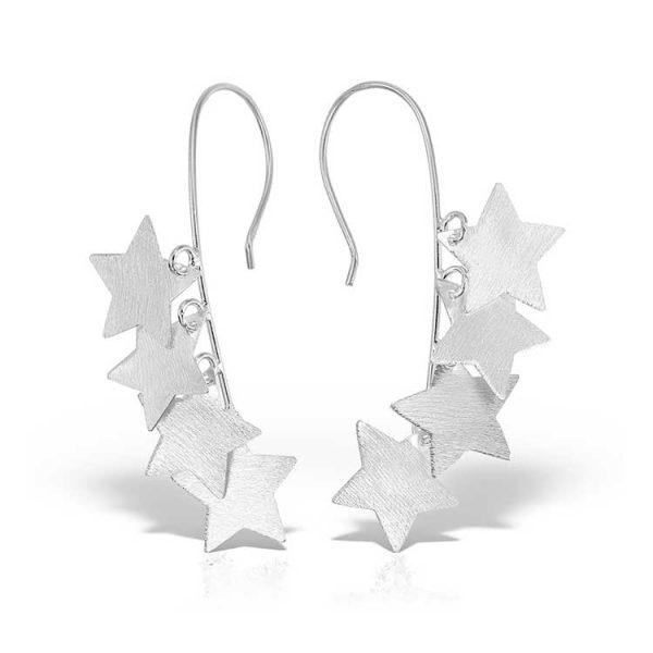 Cercei-Salba-Stele-din-Argint-Satinat