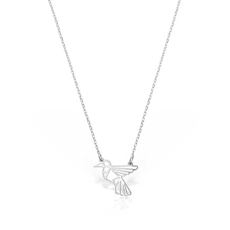 Colier-Colibri-din-Argint-1