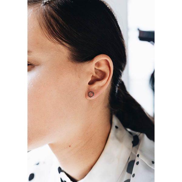 Cercei-Geometry-din-Argint