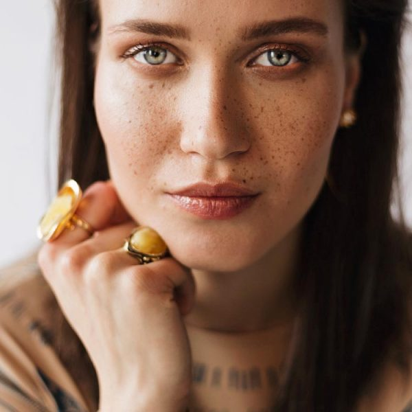 Inel-Amber-Belle-Epoque-din-Argint-Aurit-5