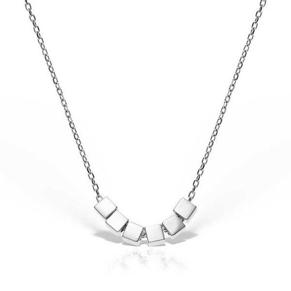 Colier-Cubicals-din-Argint-1