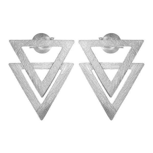 Cercei-Piramid-din-Argint-1