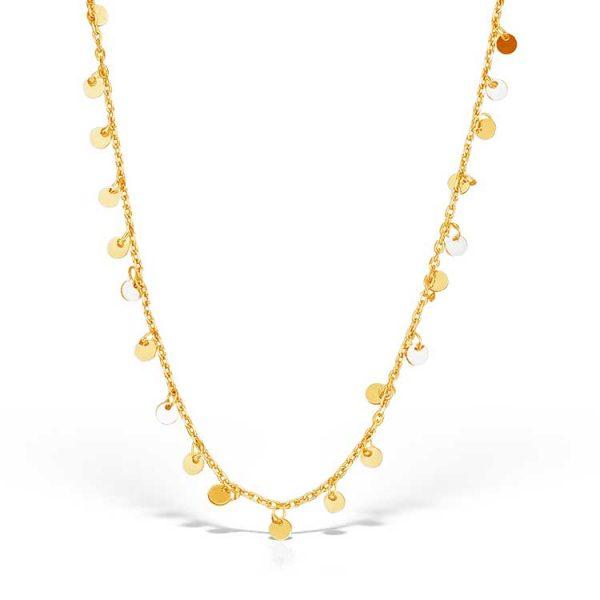 Colier-Salba-Minimal-Coins-din-Argint-Aurit-Rose-02
