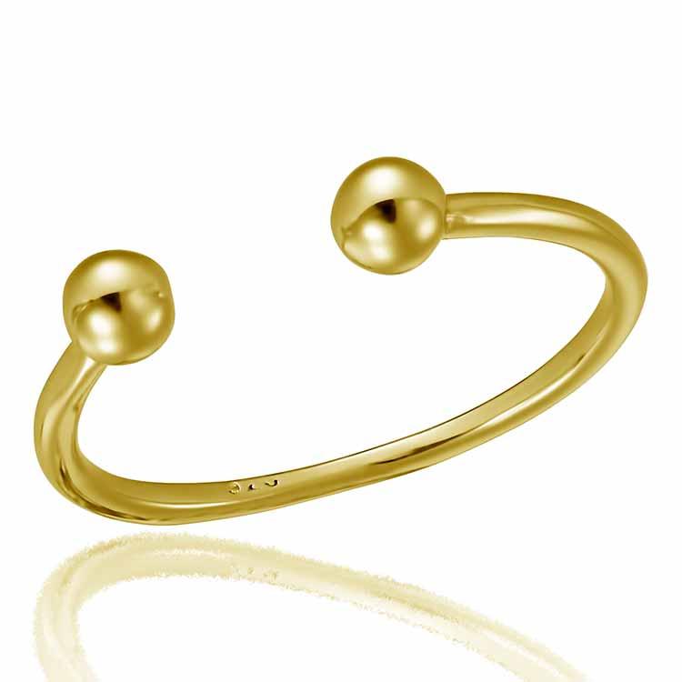 Inel-Slim-Torque-din-Argint-Aurit-1