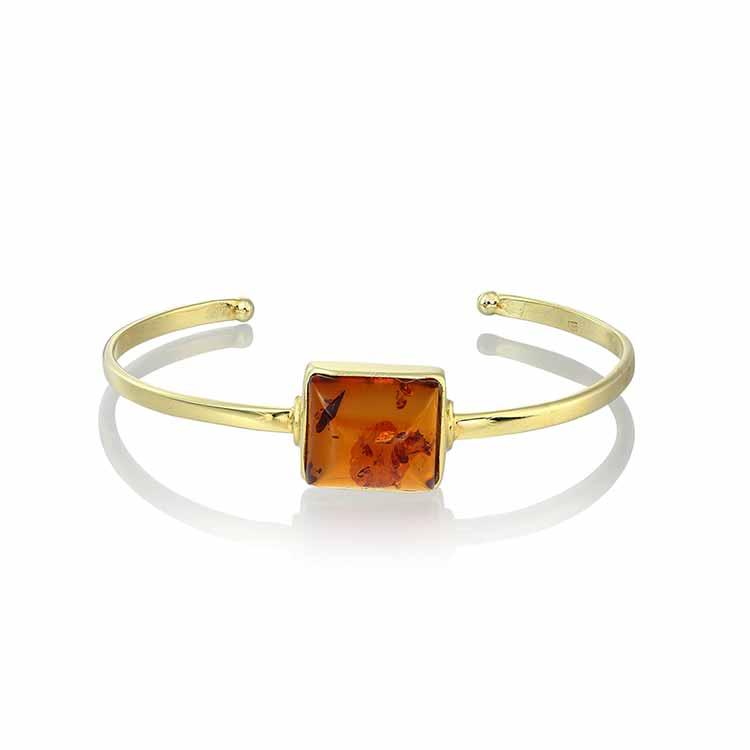 Bratara-Amber-Now-and-Forever-din-Argint-Aurit-1b