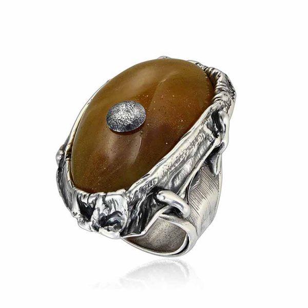Inel-La-Belle-Epoque-#12-din-Argint-Aurit-2