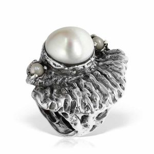 Inel Cuore del Mare din Argint