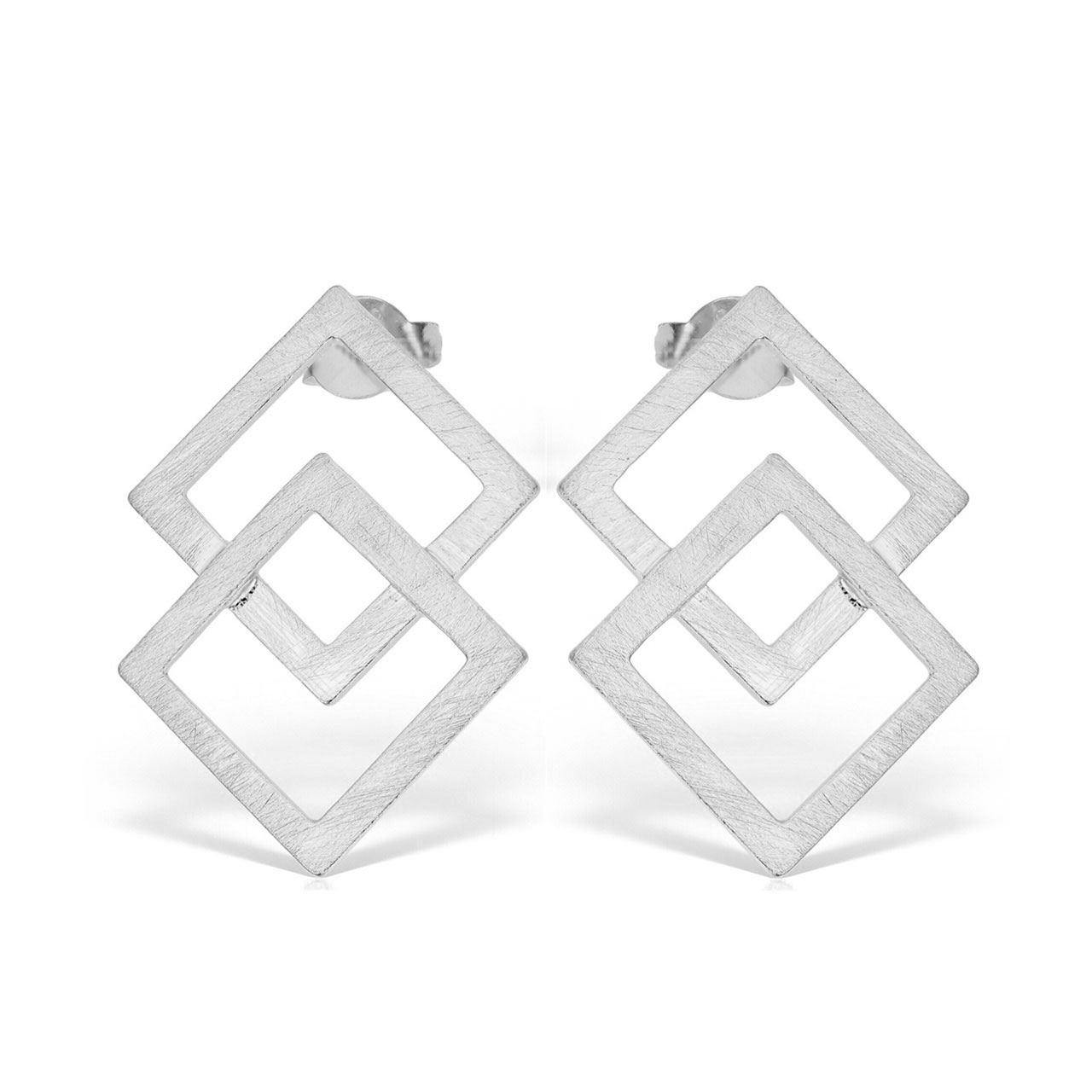 Cercei-Square-Cut-din-Argint-1