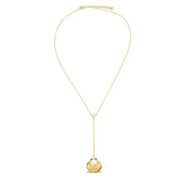 Colier-Birth-of-Venus-Pendulum-din-Argint-Aurit-2