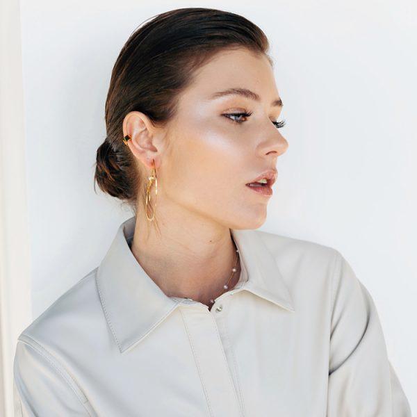 Colier-In-Between-Pearls-din-Argint-Aurit-4