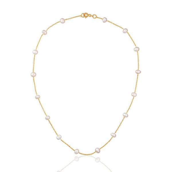Colier-In-Between-Pearls-din-Argint-Aurit-Rose-01