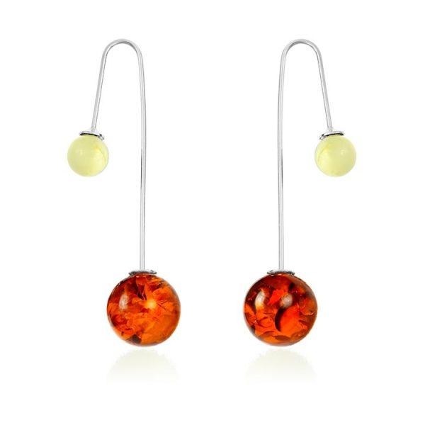 Cercei-Amber-Simmetry-din-Argint-2