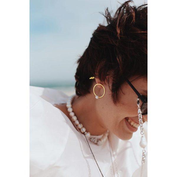 Cercei-On-White-Pearl-din-Argint-Aurit-02