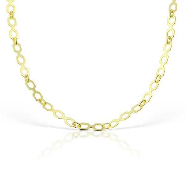 Colier-Straight-Labyrinth-din-Argint-Aurit-01