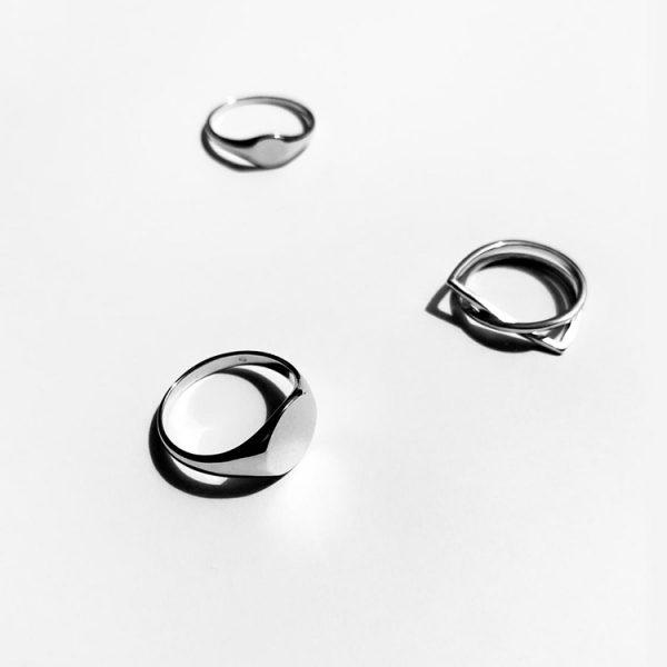Inel-Plain-Round-din-Argint-4