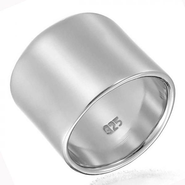 Inel-Ultra-Wide-Band-din-Argint