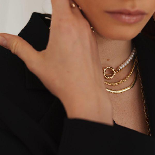 Colier-Pearl-Odyssey-din-Argint-Aurit-3