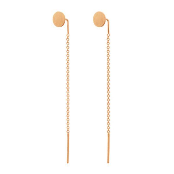 Cercei-coin-flow-din-argint-aurit-roze-01-