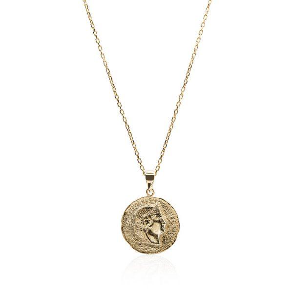 Colier-Minerva-din-Argint-Aurit-01