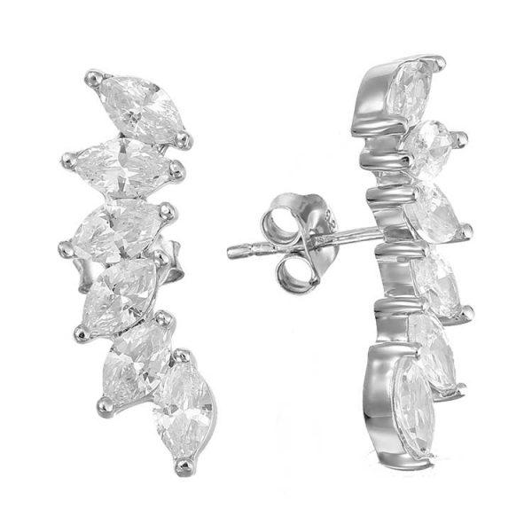 Cercei-Xanadu-Clear-din-Argint-1