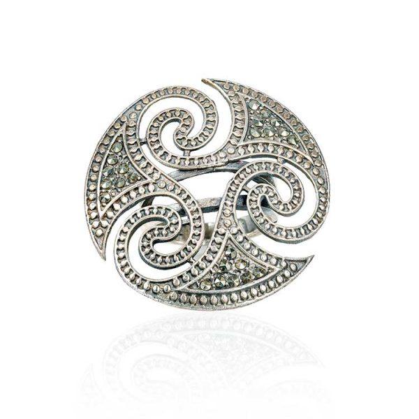 Inel-Triskelion-din-Argint-02